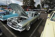 60s USA Car Show