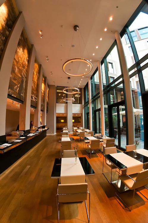 Restaurant, Innside by Melia Hotel, Dresden, Saxony, Germany