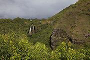 Kauai. Wailua Falls.