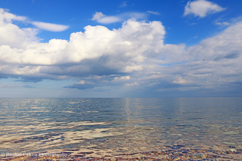 &quot;Let Your Spirit Fly&quot;<br /> <br /> An amazingly beautiful and shimmering Lake Superior!