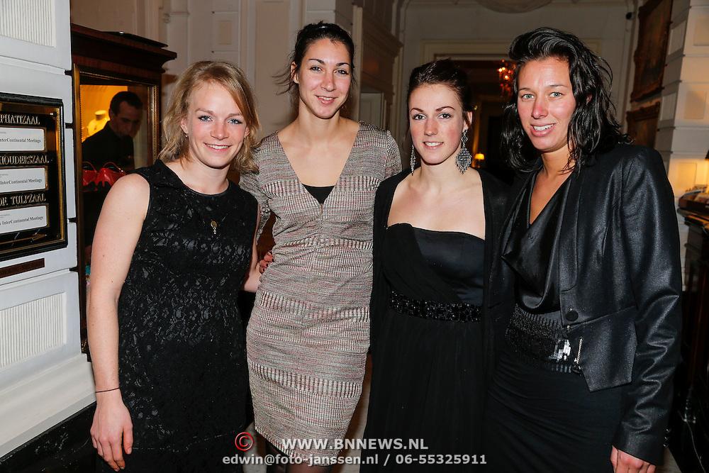 NLD/Amsterdam/20130327 - Inloop Schaatsgala 2012, ?????..