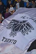Tifosi Trento<br /> Dolomiti Energia Aquila Basket Trento - Umana Reyer Venezia<br /> Lega Basket Serie A 2016/2017<br /> PalaTrento 05/02/2017<br /> Foto Ciamillo-Castoria