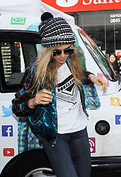 Model Cara Delevingne goes to the cinema with a male companion in London, UK. 03/06/2014<br />BYLINE MUST READ : GOTCHAIMAGES.COM<br /><br />Copyright by © Gotcha Images Ltd. All rights reserved.<br />Usage of this image is conditional upon the acceptance <br />of Gotcha Images Ltd, terms and conditions available at<br />www.gotchaimages.com