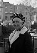17/11/1964<br /> 11/17/1964<br /> 17 November 1964<br /> <br /> Mrs Mary Toony, Secretary of Fr. Domnic Comann who attended her 32nd Fianna Fail Ard Fheis