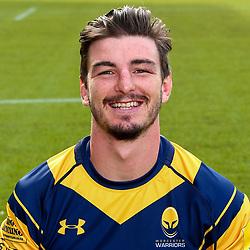 Sam Lewis of Worcester Warriors - Mandatory by-line: Robbie Stephenson/JMP - 25/08/2017 - RUGBY - Sixways Stadium - Worcester, England - Worcester Warriors Headshots