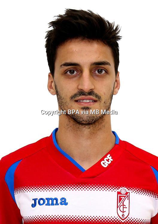 """Spain - La Liga BBVA  2014-2015 / <br /> ( Granada C.F. ) - <br /> Luis Carlos Ramos Martins """" Luis Martins """""""