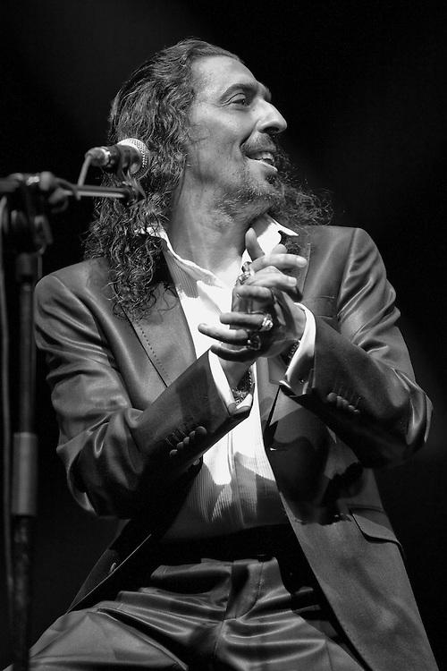 DIEGO RAMÓN JIMÉNEZ, 'EL CIGALA'. Flamenco singer.