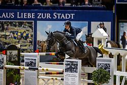 MUELLER Caroline (GER), Diarindo Z<br /> Grand Prix von Volkswagen<br /> Int. jumping competition over two rounds (1.55 m) - CSI3*<br /> Comp. counts for the LONGINES Rankings<br /> Braunschweig - Classico 2020<br /> 08. März 2020<br /> © www.sportfotos-lafrentz.de/Stefan Lafrentz