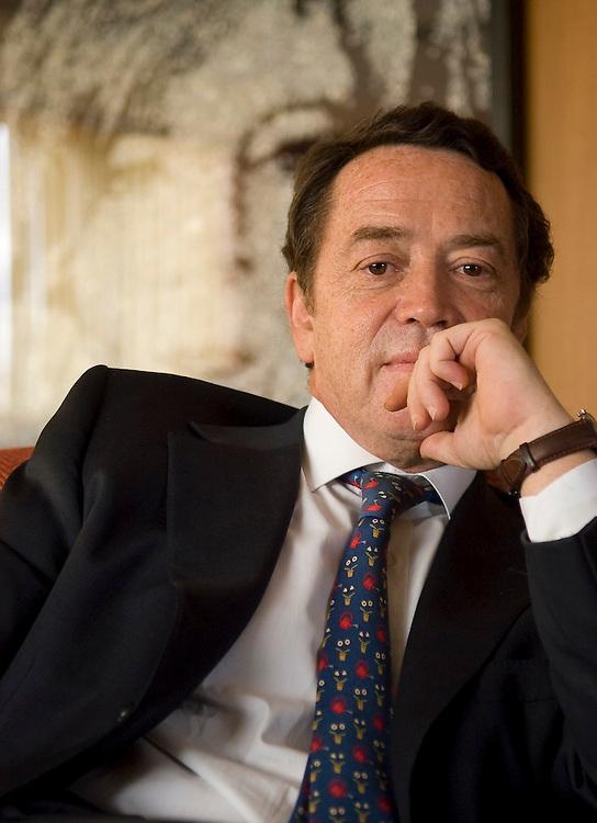 Manuel Pinho, economist