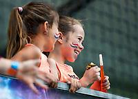 BREDA - toeschouwers  tijdens Nederland- België bij  de Hockey Champions Trophy. COPYRIGHT  KOEN SUYK