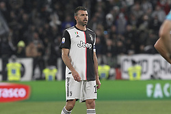 May 19, 2019 - Turin, Piedmont, Italy - Andrea Barzagli (Juventus FC) during the Serie A football match between Juventus FC and Atalanta BC at Allianz Stadium on May 19, 2019 in Turin, Italy. (Credit Image: © Massimiliano Ferraro/NurPhoto via ZUMA Press)
