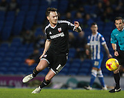 Brentford midfielder Josh McEachran during the Sky Bet Championship match between Brighton and Hove Albion and Brentford at the American Express Community Stadium, Brighton and Hove, England on 5 February 2016. Photo by Bennett Dean.