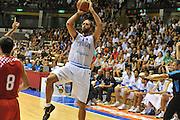 Trieste 08 Agosto 2012 - Amichevole Italia Croazia<br /> Nella Foto : LUIGI DATOME<br /> Foto Ciamillo