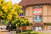 The Old Globe Theater in Balboa Park, San Diego, California