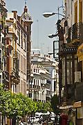 07.07.2008 Sevilla uliczki starego miasta.Fot  Piotr Gesicki/Forum old town houses