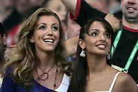 Fotball<br /> VM 2006<br /> Semifinale<br /> Frankrike v Portugal 1-0<br /> Foto: DPPI/Digitalsport<br /> NORWAY ONLY<br /> <br /> World Cup 2006 - Semi Final<br /> Portugal v France<br /> 5th July, 2006<br /> <br /> FABIEN BARTHEZ AND ERIC ABIDAL'S WIFES