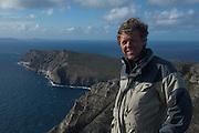 Pete Oxford<br /> West Point Island. Off of West Falkland. FALKLAND ISLANDS.