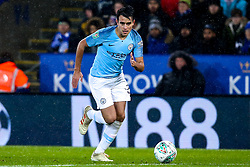 Eric Garcia of Manchester City  - Mandatory by-line: Robbie Stephenson/JMP - 18/12/2018 - FOOTBALL - King Power Stadium - Leicester, England - Leicester City v Manchester City - Carabao Cup Quarter Finals