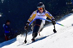 MEIJER Floris, LW10-2, NED, Slalom at the WPAS_2019 Alpine Skiing World Cup, La Molina, Spain