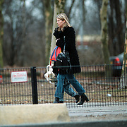 Johnny van 't Schip en Danielle Oonk en kinderen in Amstelveen