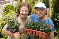 Senior Gardeners