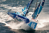 Barcelona World Race, Paprec Virbac, Wellington.