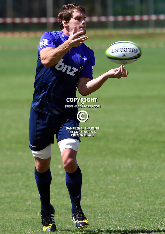 DURBAN, SOUTH AFRICA, 22,MARCH, 2016 - Matt Todd during The Crusaders training session  at Northwood School Durban North in Durban, South Africa. (Photo by Steve Haag)<br /> <br /> images for social media must have consent from Steve Haag