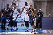 Gerald Beverly<br /> Pallacanestro Cantu' - Basket Leonessa Brescia<br /> Basket Serie A LBA 2018/2019<br /> Desio 07 April 2018<br /> Foto Mattia Ozbot / Ciamillo-Castoria