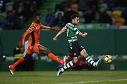 Sporting CP v Portimonense SC - 17 Dec 2017