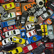 Toy cars for sale at Oldies in Newburyport, MA