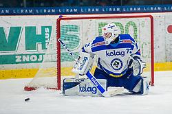 22.12.2017, Ice Rink, Znojmo, CZE, EBEL, HC Orli Znojmo vs EC VSV, 31. Runde, im Bild Lukas Herzog (EC VSV) // during the Erste Bank Icehockey League 31th round match between HC Orli Znojmo and EC VSV at the Ice Rink in Znojmo, Czech Republic on 2017/12/22. EXPA Pictures © 2017, PhotoCredit: EXPA/ Rostislav Pfeffer