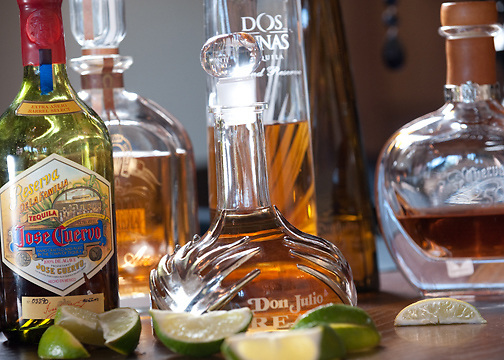 Tequila Bottles, La Hacienda at the Fairmont Scottsdale Princess