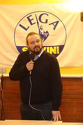 ALAN FABBRI<br /> COMIZIO LEGA MIZZANA
