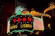 Lisbon hotel and casino. Macau  ///  Lisboa hÙtel et casino . Macao /// R00228/3    L1592  /  R00228  /  P0006547