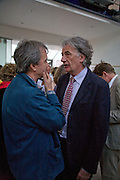 TONY ELLIOT AND SIR PAUL SMITH , These Foolish Things, charity evening hosted by Sir Richard and Lady Rogers. Chelsea. London. 7 May 2008.  *** Local Caption *** -DO NOT ARCHIVE-© Copyright Photograph by Dafydd Jones. 248 Clapham Rd. London SW9 0PZ. Tel 0207 820 0771. www.dafjones.com.