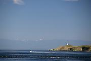 Powerboats, boats, boating, San Juan Islands, Washington