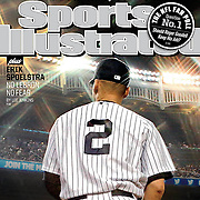Now batting for the Yankees, number two, Derek Jeter, number two.