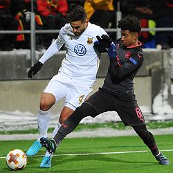 Östersunds FK v Arsenal | Europa League | 15 February 2018