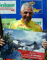 05.07.2011, AUT, 63. OESTERREICH RUNDFAHRT, 3. ETAPPE, KITZBUEHEL-PRAEGRATEN, im Bild Francesco Moser // during the 63rd Tour of Austria, Stage 3, 2011/07/05, EXPA Pictures © 2011, PhotoCredit: EXPA/ S. Zangrando