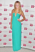 LONDON - October 13: Kimberley Garner at the Pink Ribbon Ball 2012 (Photo by Brett D. Cove)