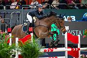 Emelie Gronberg - Heartcore L<br /> Gothenburg Horse Show 2019<br /> © DigiShots