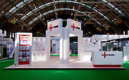 Aboveline Exhibition & Events NICEIC stand at Greenbuild Expo