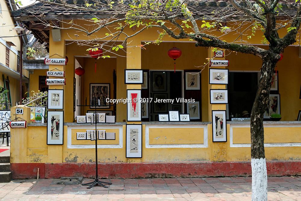 Art Gallery in Hoi An