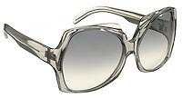 david victoria beckham stylish grey sunglasses
