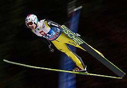 05.01.2013, Paul Ausserleitner Schanze, Bischofshofen, AUT, FIS Ski Sprung Weltcup, 61. Vierschanzentournee, Qualifikation, im Bild Simon Ammann (SUI) // Simon Ammann of Switzerland during Qualification of 61th Four Hills Tournament of FIS Ski Jumping World Cup at the Paul Ausserleitner Schanze, Bischofshofen, Austria on 2013/01/05. EXPA Pictures © 2012, PhotoCredit: EXPA/ Juergen Feichter