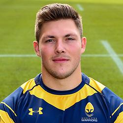 Ethan Waller of Worcester Warriors - Mandatory by-line: Robbie Stephenson/JMP - 25/08/2017 - RUGBY - Sixways Stadium - Worcester, England - Worcester Warriors Headshots
