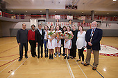 Convent Varsity Senior NIght