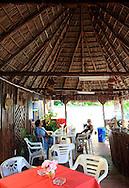 Paladar in Puerto Esperanza, Pinar del Rio, Cuba.