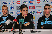 2018.02.02 - Valkenburg - Press conference Belgian Cycling Team