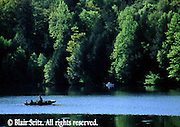 PA landscapes Fishing PA Park Lake,